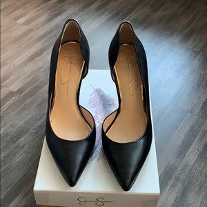 Jessica Simpson size 7 black pumps